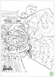 Full Image For Barbie Mermaid Tale Printable Coloring Pages Princess Pdf And