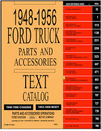 FORD TRUCK - 1948 1956 | Manualzz.com Fords F1 Turns 65 Hemmings Daily 1948 Chevygmc Pickup Truck Brothers Classic Parts Ford Mercury Classic Pickup Trucks 1949 1950 1951 1952 1953 Clackamas Auto On Twitter This Just Finished A My 1947 Truck With 1997 Explorer Frame Swap Youtube Original Ford 1954 Big Master Book Chassis 281948 Car And 50 Similar Items 194852 Roadster Shop Rocky Mountain Relics Vintage Pinterest F150 194856 F100 Cornkiller Ifs Front End Mustang Ii Kit