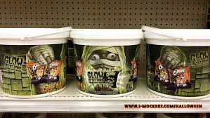 Mcdonalds Halloween Buckets by Glow In The Dark Halloween Cheetos In Mummy Monster Buckets