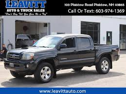Used 2010 Toyota Tacoma For Sale In Plaistow, NH 03865 Leavitt Auto ... New 2018 Toyota Tacoma For Sale Lithonia Ga 3tmdz5bn9jm052500 Trucks For In Abbeville La 70510 Autotrader Used 2017 Access Cab Pricing Edmunds 2015 Toyota Tacoma Prunner Xspx Pkg Truck Sale Ami Roswell For Sale 2009 Trd Sport Sr5 1 Owner Stk P5969a Www Pro Photos And Info 8211 News Car 2000 Overview Cargurus 2005 Information 2010 4x4 Double Cab Georgetown Auto