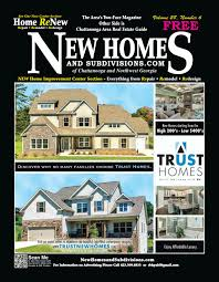 100 Gibson Custom Homes New Real Estate Guide Plus Nooga Home ReNew Vol 28