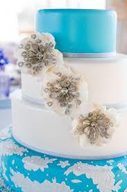 Elegant Blue Purple Beach Wedding Editorial