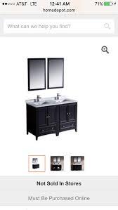 Double Sink Vanity Top 48 by Should I Convert Single Sink To Double Sink Vanity W Only 48