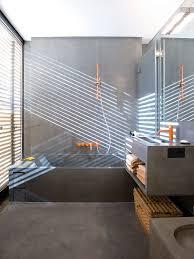 beton der moderne baustoff für innenräume zuhausewohnen