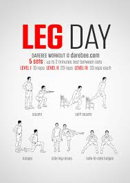 No Equipment Legs Workout For All Fitness Levels Visual Guide