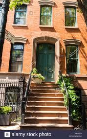 100 Townhouse Manhattan New York City NY USA Greenwich Village Neighborhood