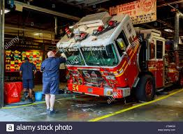 100 Fire Truck Driver 2 Ladder Fdny Department Stock Photos Ladder Fdny