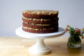 German Chocolate Baby Cake