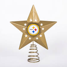 Pittsburgh Steelers Tree Topper
