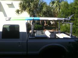 Thule 422XT Xsporter Truck Rack + SUP TAXI (Destin, FL) - The Hull ... Thule 500xtb Xsporter Pro Height Adjustable Alinum Truck Bed Rack Roof Lovequilts 2008 Nissan Frontier Se Crew Cab 4x4 Photo Canada With Tonneau Cover Ladder Es For Sale 500xt System What Does Your Sup Carrying Vehicle Look Like Board Kayak Racks That Work Covers Homemade Amazoncom Multiheight Tepui Kukenam Xl Ruggized Top Tent Installed On