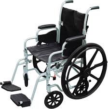 Medline Transport Chair Instructions by Poly Fly Light Weight Transport Chair Wheelchair With Swing Away