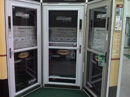 Menards Patio Door Screen by Screen Doors Menards 81 H Wood T Bar Screen Door At Menards 81