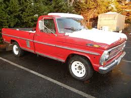 1969,Ford, Runs And Looks Good, Auto,power ,116k ,new Carb,exhaust ...