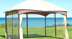 Hampton Bay Patio Umbrella Replacement Canopy by Pergola Cabana Curtains Outdoor Patio Curtains Backyard Patio