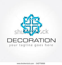 Decoration Logo Interior Stock Vector 240778888
