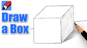 How To Draw A Box Real Easy