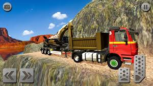 Rescue Truck Driver Simulator: 3d Excavator Games - By Imperial Arts ...