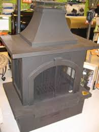Looking for an Outdoor Fireplace