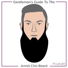 Chin Curtain Beard Styles by Chin Beards Best Guide To Trim Old Dutch Amish U0026 Chinstrap Styles