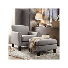 100 Accent Chairs With Arms And Ottoman Homevance HomeVance Remmington Arm Chair 2piece Set In