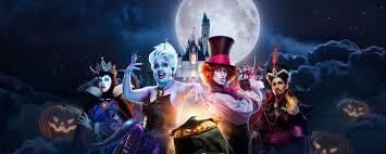 Halloween Town Characters Now by Disney Halloween Time Hong Kong Disneyland