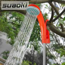 Coleman Portable Sink Uk by Suaoki Outdoor Powered Handheld Portable Camping Shower U2013 Plug