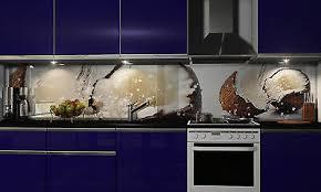 komplett küchen ausstattung küchenrückwand folie