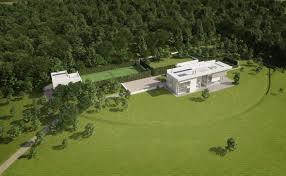 100 Richard Meier Homes Surprise As Rowan Atkinson Wins Planning For House News