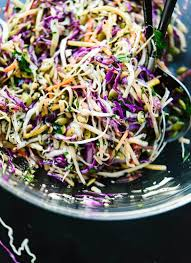 Sprout Pumpkin Seeds Recipe by Simple Healthy Coleslaw Recipe Cookie And Kate