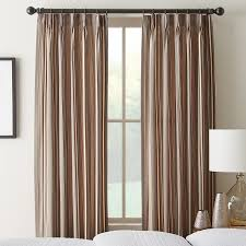 Blackout Curtain Liner Eyelet by Pinch Pleated Drapes And Pleat Curtains Selectblinds Com