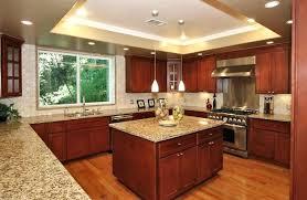 breathtaking kitchen recessed lighting laminated floor marble