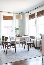 Since I Work From Home Have A Large Space Dedicated To My Office However Wanted It Feel Like So Used Dining Table Instead Of