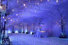 Winter Wonderland Wedding Decor Innovation Design 6 Ideas