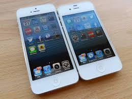 iPhone 5 vs iPhone 4S Video Pocketnow