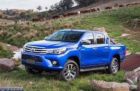 2016 Toyota Hilux Pickup Truck: New 177HP Diesel | Car Reviews | New ...
