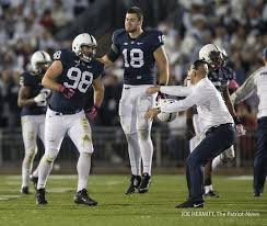Penn State Stat Check: Reviewing The OSU Loss And Some National ... Michael Palardy Pro Football Rumors Redskins Host Players For Workouts At Local Prospect Day Hogs Haven Turn On The Jets 12 Pack Underrated New York Storylines Jaguars Ban Four Fans Who Threw Items In Seahawks Game Jeff Fisher Cut Wr Deon Long Breaking Team Rules Dtown Tyrod Taylor Wikipedia Penn State Grading All 22 Starters From The Illinois Josh Rosen Ucla Storm Back 34point Deficit To Beat Texas Am Dion Waiters University Of Georgia Official Athletic Site Staters Nfl 2016 Preseason Week Three Black Shoe
