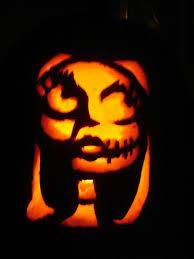 Nightmare Before Christmas Pumpkin Template by Sally Pumpkin By Keeper Of Vilya On Deviantart