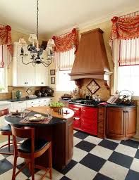 French Country Kitchen Curtains by Guide To Choosing Curtains For Your Kitchen