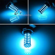 10000k blue 120 smd h11 h8 led light bulbs for fog lights