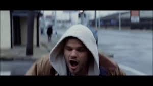 100 8 Mile Lunch Truck Cheddar Shots Himself In The Leg Scene Movie Scenes