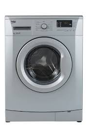lave linge hublot beko wmb61231sy silver wmb61231sy 4143833