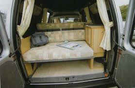 Car Derived Vans Are Small But This Great Conversion Shows How Space Can Be Maximised