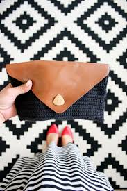 accessorize like a fashion icon diy clutch bags for every taste