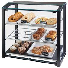 Small Bakery Display Case