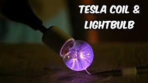 how to make plasma out of light bulb