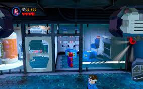 Lego Marvel That Sinking Feeling Minikit by Exploratory Laboratory Minikit Sets Lego Marvel Super Heroes
