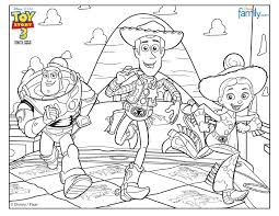Buzz Lightyear And Rex Toy Story Kids Coloring Pages Pour
