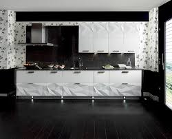 KitchenNew Modern Kitchen Layout Styles And Interior Designs Colors Backsplash Countertops Island Remodels Small House Space Ikea Gloss White Black