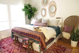 boho chic bedroom best home design ideas stylesyllabus us