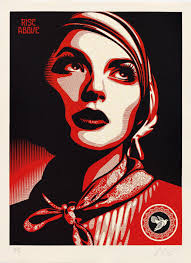Famous Graphic Designer Series Shepard Fairey